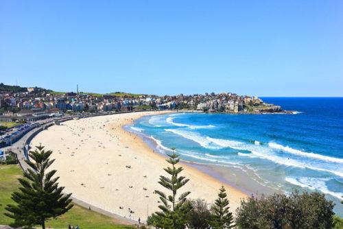 Bondi Beaches in australia