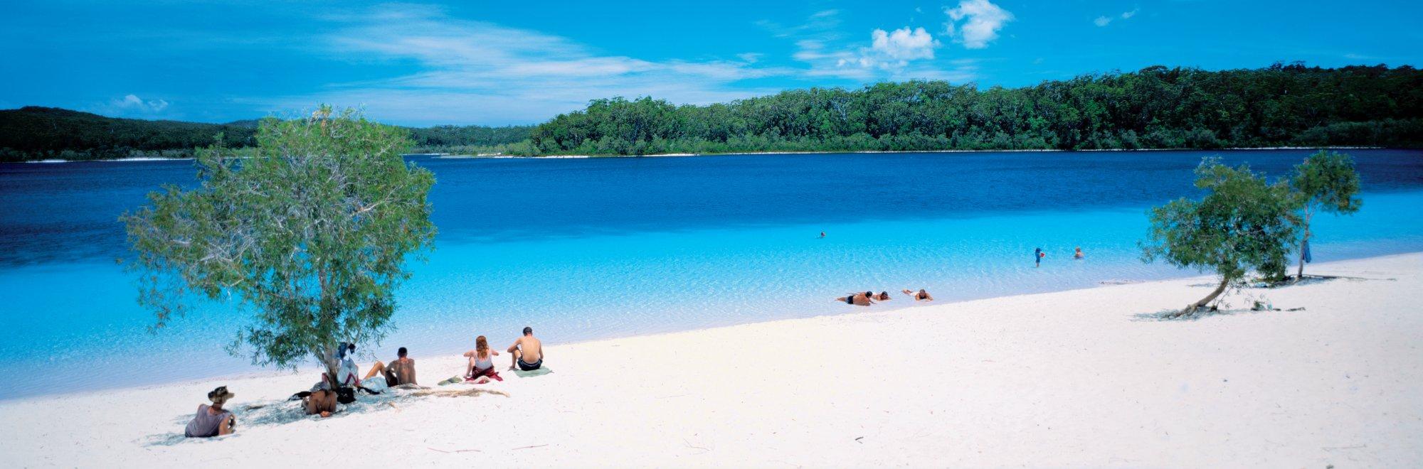 Fraser Island Brisbane Gets Ready