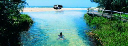 Fraser Island best activity