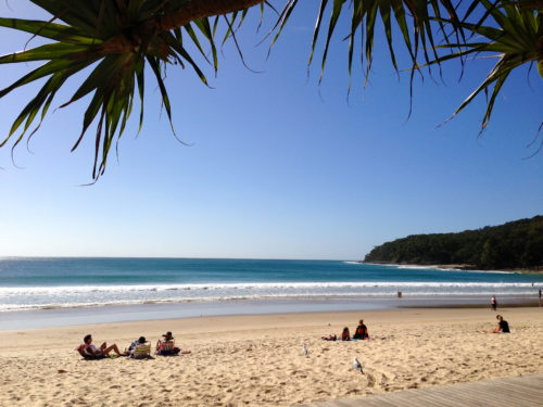Noosa Main Beaches in australia