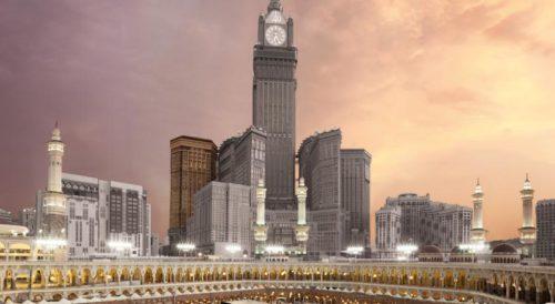 zam zam hotel at makkah