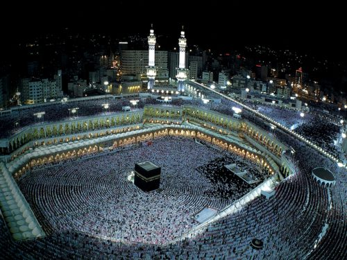 Makkah the holly muslim