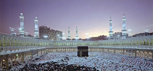 Makkah hajj activity