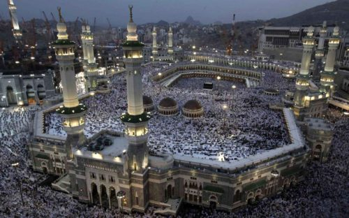 makkah most alive area