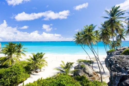 the beauty of Barbados Island