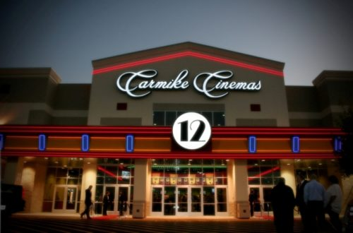 Carmike Cinemas edinburgh city