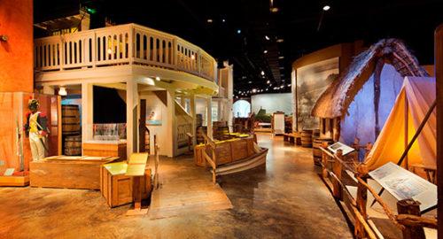 Museum of South Texas History of edinburgh