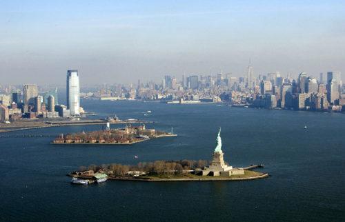 new york harbor best scenery