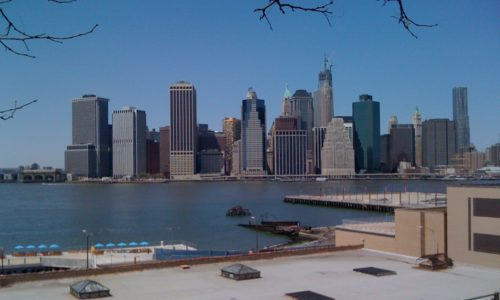 new york harbor scenery