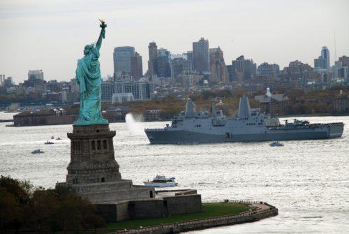 new york harbor passion