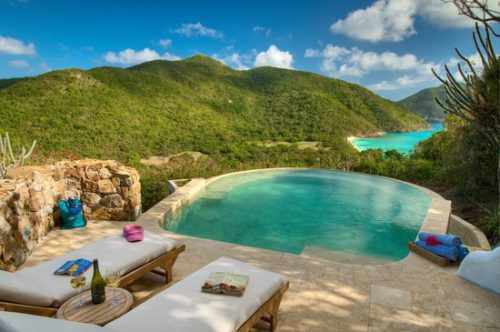 best resort at guana island