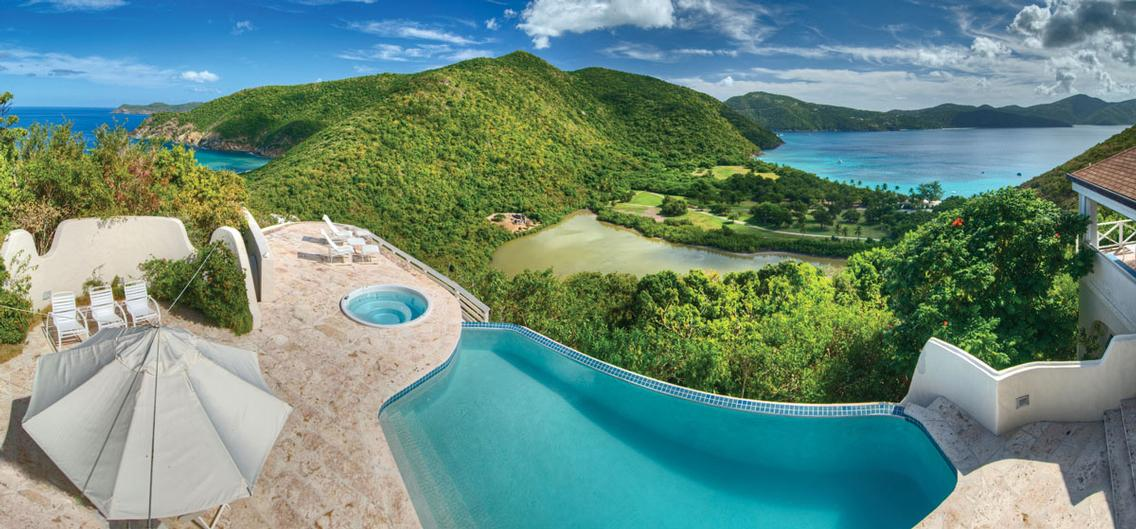 Romantic Holiday To British Virgin Islands