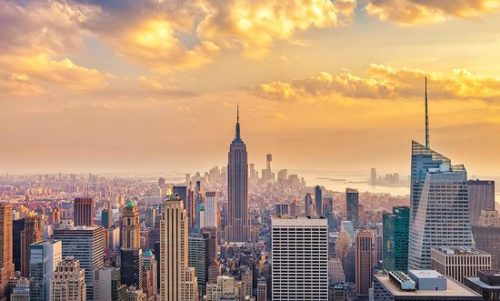 new york harbor beauty