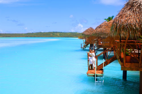 Aitutaki best places for honeymoon