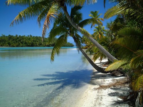 Aitutaki beaches so wonderful