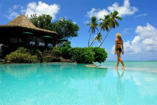 Aitutaki best resort