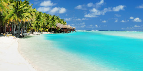Aitutaki best places for holiday