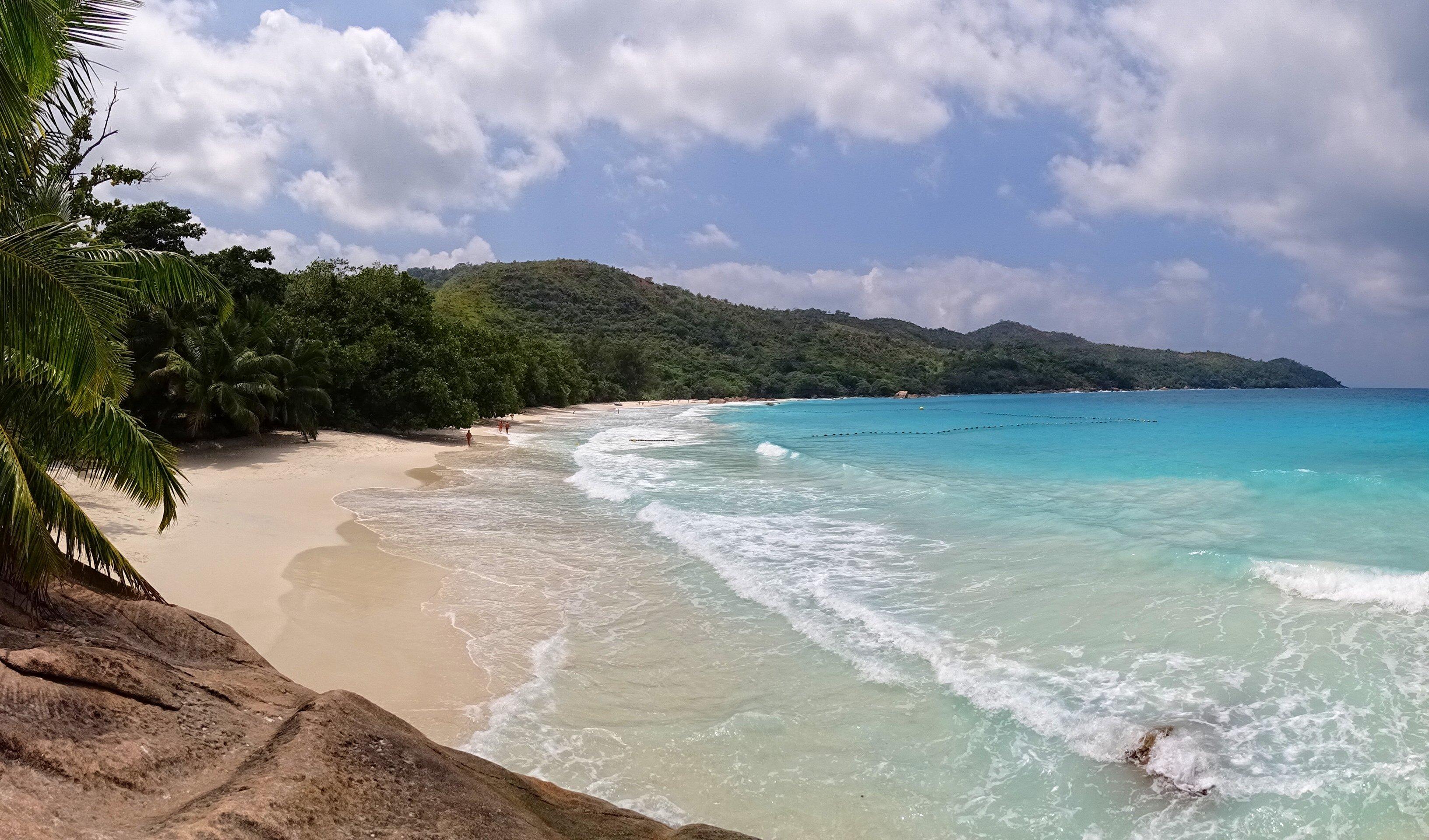 Anse Lazio Seychelles Most Stunning Beach Gets Ready