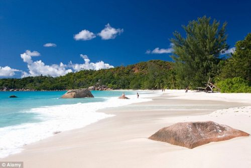 things to do at Anse Lazio