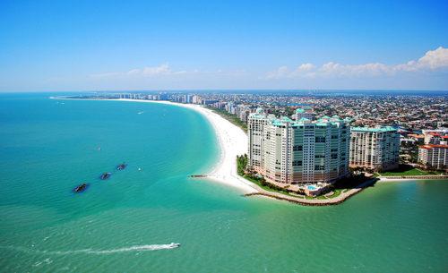 Marco Island most luxury hotel