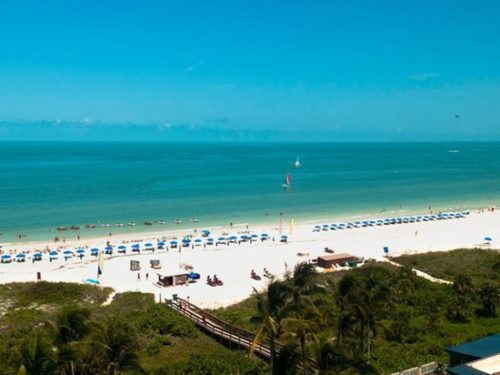 Marco Island white sands