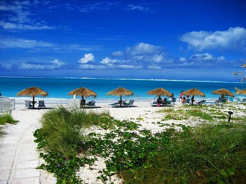 grace bay most romantic place