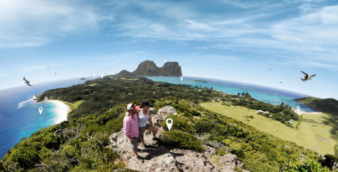 Precious moment at lord howe