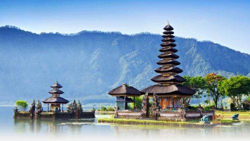 Bali tallest temple