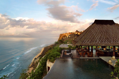 Bali romantic resort