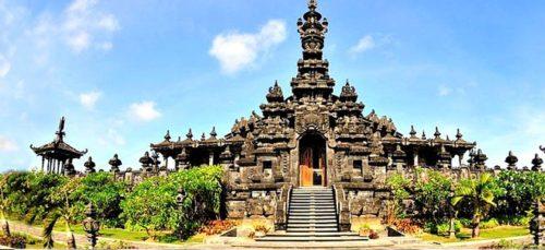 Bali the denpasar city