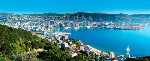 Wellington Nature beauty