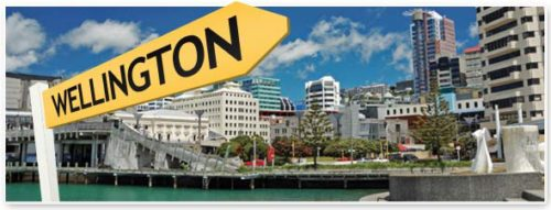welcome to Wellington