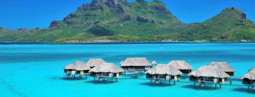 the beauty of Bora Bora
