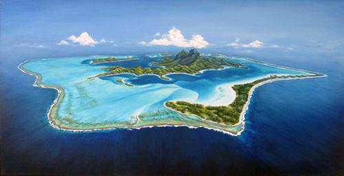 Bora Bora so wonderful