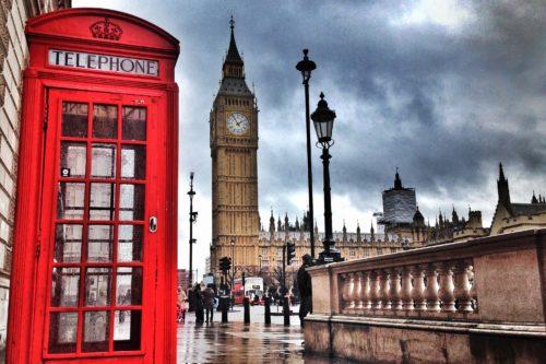 London so iconic city