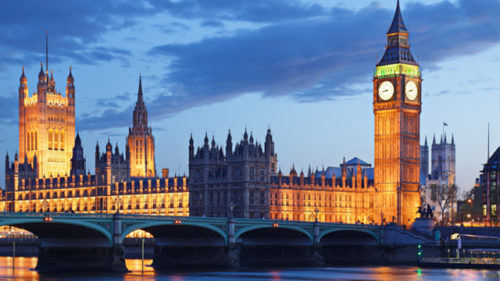 London best place for holiday