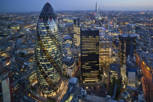 London best capital city