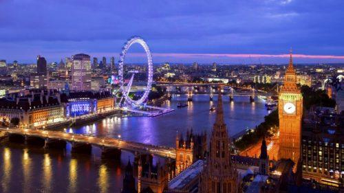London so romantic