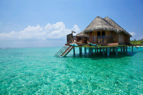 Maldives best resort
