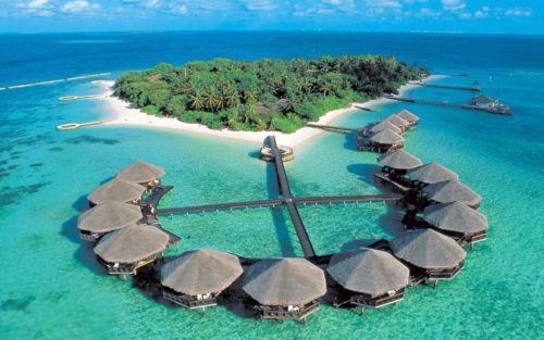 Maldives for the best holiday