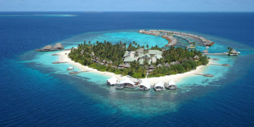 Maldives most beautiful island