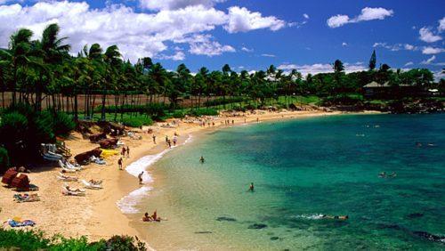 Maui wonderful scenery
