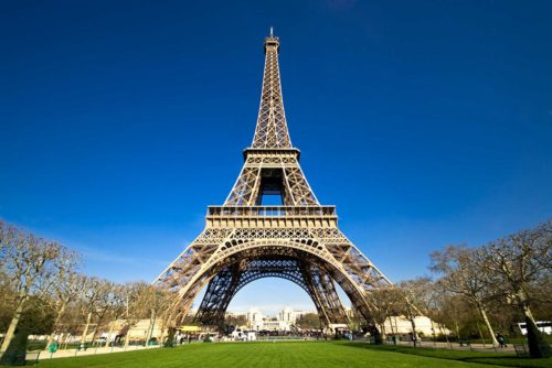 Paris world best building