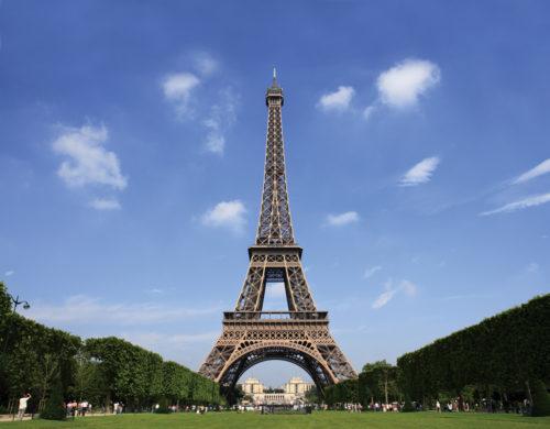 Paris most romantic city
