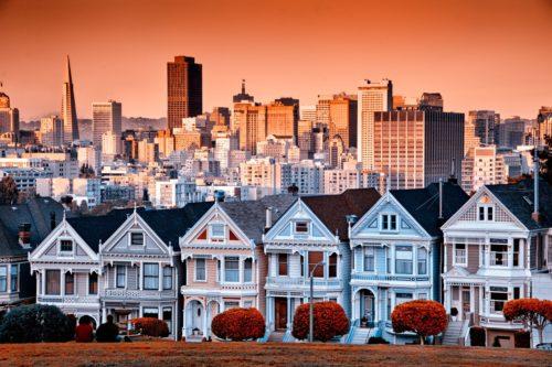 San Francisco original building
