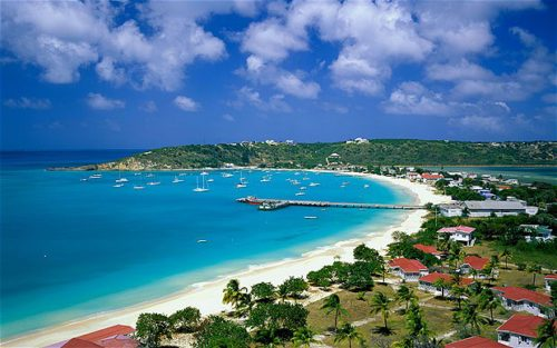 Anguilla the best scenery