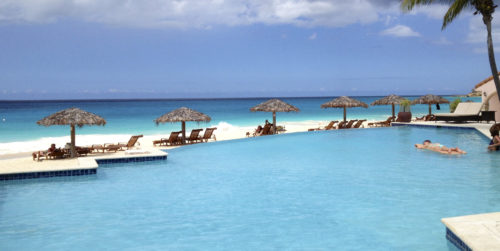 Anguilla most luxury resort