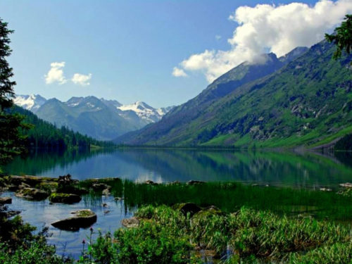 Lake Baikal most famous