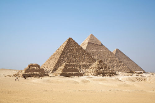 Egyptian Pyramids all giza