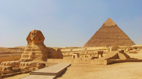 Egyptian Pyramids best places in the world